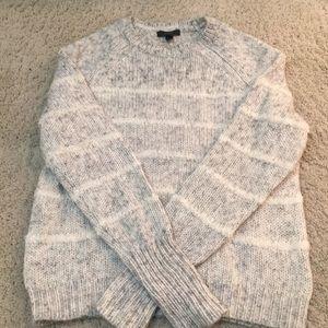 J. Crew Wool L/S - Crewneck Sweater